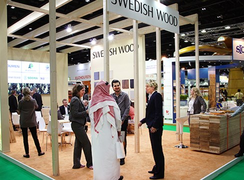Dubai Wood Show