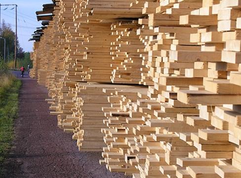 Ökad konkurrenskraft för svenska sågverk - svenskt virke godkänt i japanskt träprogram