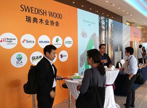 Svenska sågverk har stärkt marknadspositionen i Kina