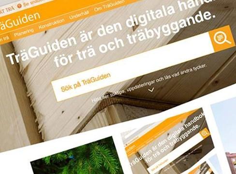 Lansering av nya uppdateringar på TräGuiden