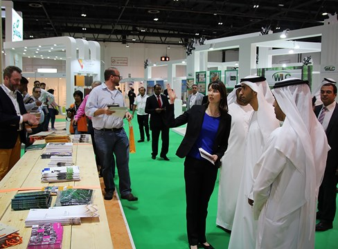 Årets Dubai Wood Show bekräftar stark position