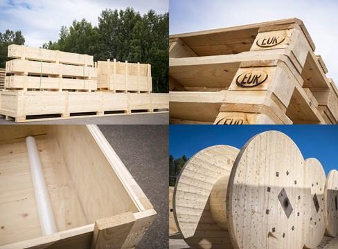 Träförpackningar