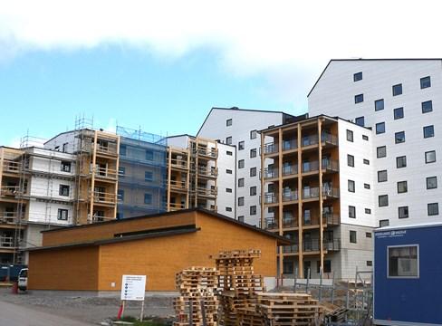 Kvarteret Vallen i Växjö