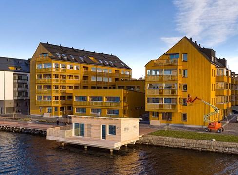 Sjöbodarna Östersund