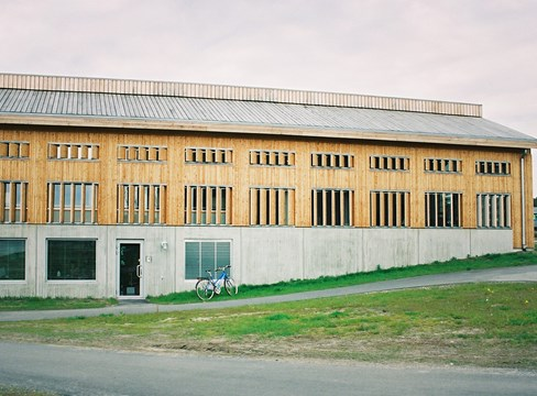 Sjömagasin i Umeå