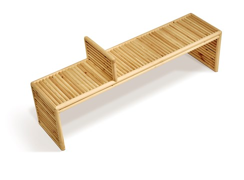 Pusu tea bench