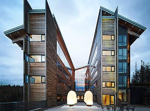 Träbyggnadsturné Åre 2015