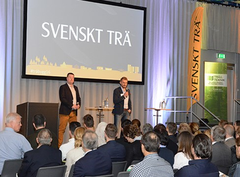 Ingenjörsmässigt byggande i trä - Malmö 2017