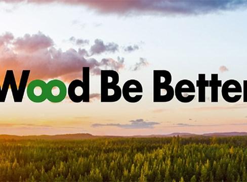 Livesändning med nätverket Wood Be Better