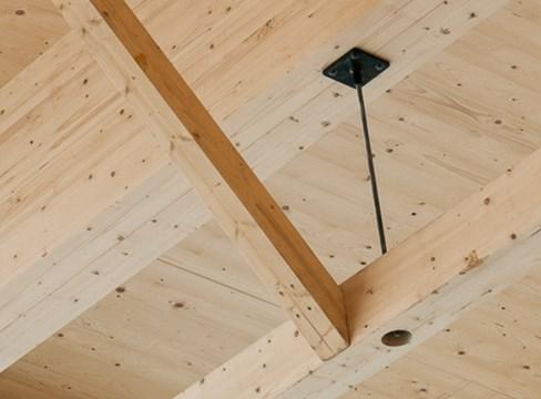 Distanskurs - Trä, träbyggnader & träbyggande