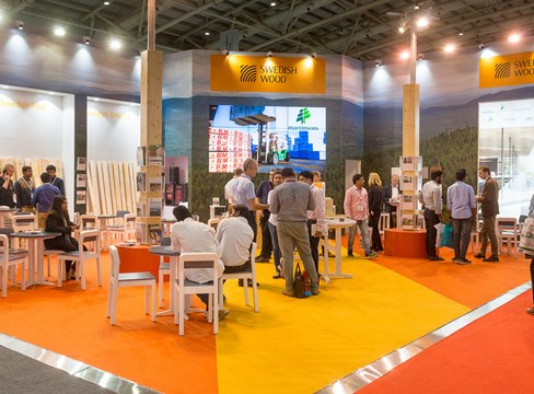 Timber structure fair and Sino-European forum