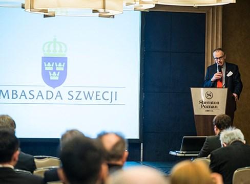 Svenskt Trä inspirerar till ökat träbyggande i Polen