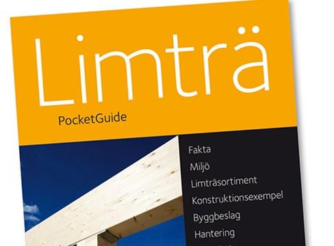 Svenskt Trä lanserar Limträ PocketGuide