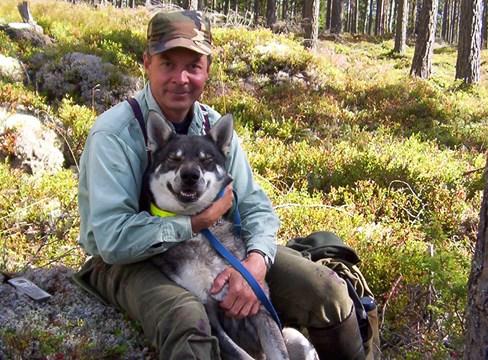 Karl Hedin är årets riddare av Trämarknadsorden