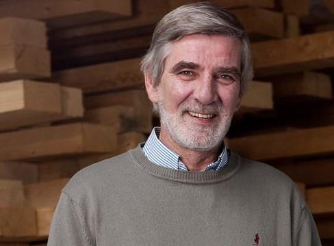 Arthur Selvig blev årets riddare av Trämarknadsorden
