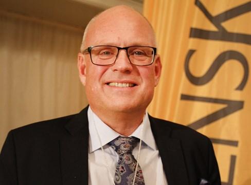 Per Andersson blev årets riddare av Trämarknadsorden