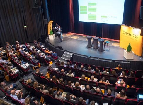 Rekordmånga deltagare på seminarium och boklansering
