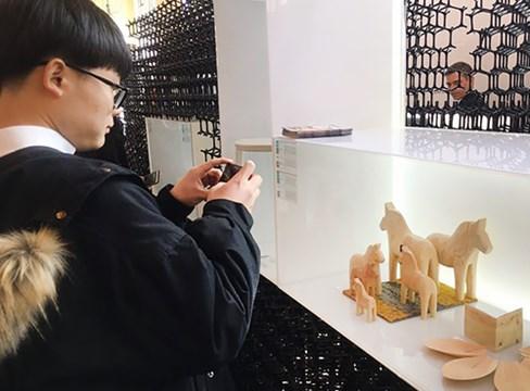 Svensk furu ett framtidsmaterial i Kina enligt trendrapport