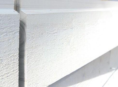 Långtidstest av fasadmaterial ska ge svar om hållbarhet