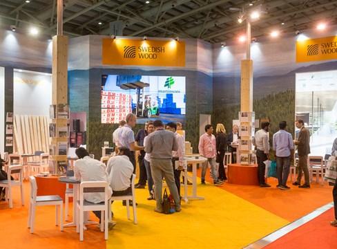 Indien har potential att bli en viktig marknad för svensk furu i framtiden