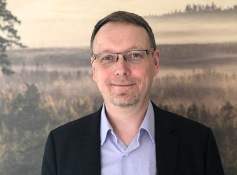 Ny direktör på Svenskt Trä
