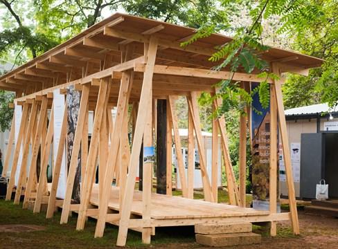 Svenskt träbyggande tog plats på FN:s världskongress om hållbar stadsutveckling