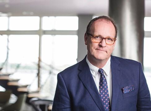 Jörgen Lindquist ny ordförande för Svenskt Träs styrelse