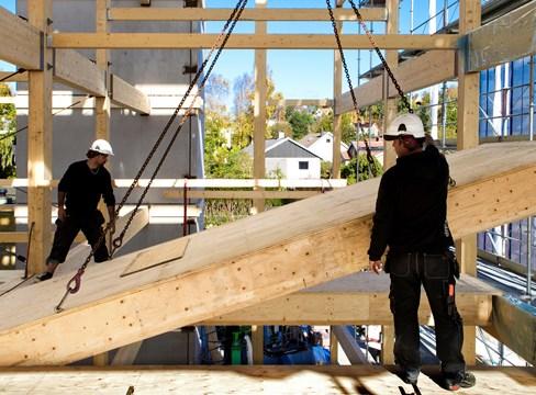 Seminarium för ingenjörsmässigt byggande i trä