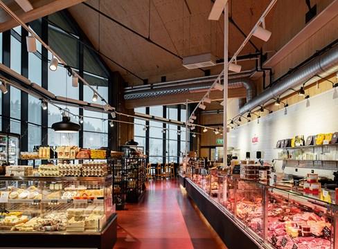 Framtidens matbutiker