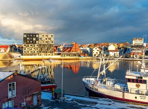 En ny silhuett i världsarvet Karlskrona
