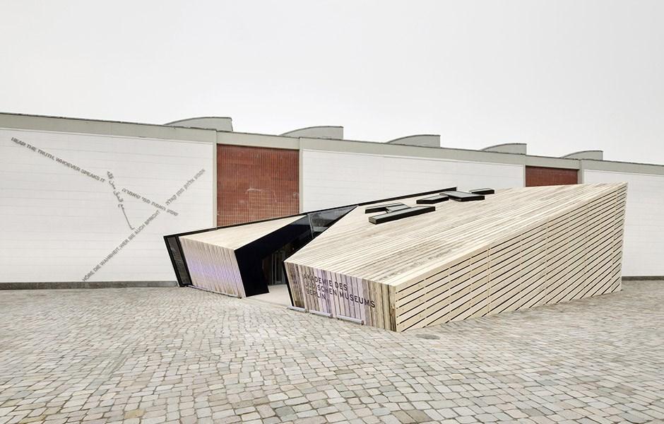 Libeskind i Berlin