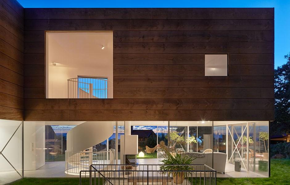 Innovativ arkitektur kräver mod