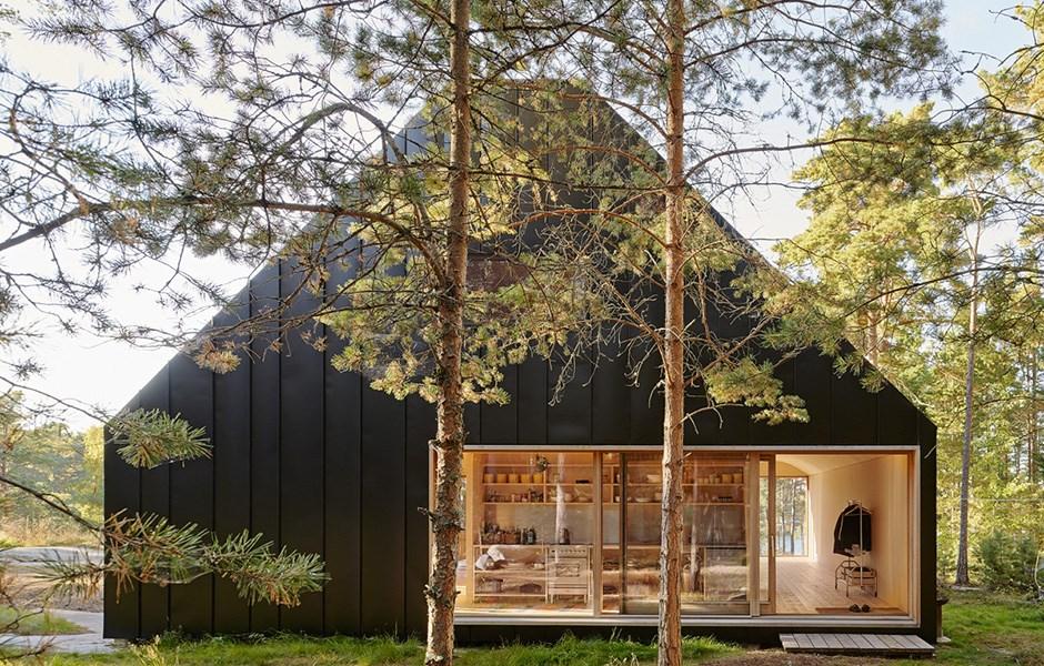 Pragmatisk arkitektur med tydligt uttryck