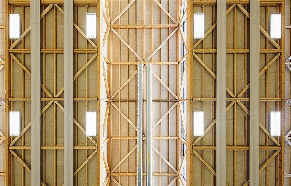 Fantasi & symmetri möts i materiell enkelhet