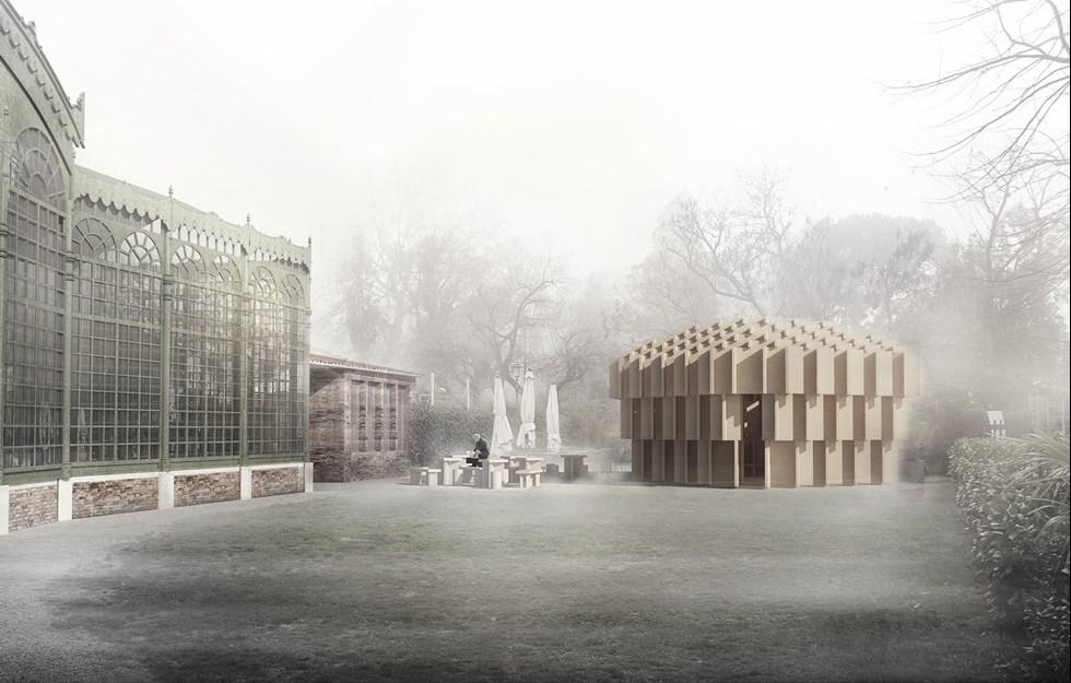 Uttryck i samspel mellan arkitektur och natur