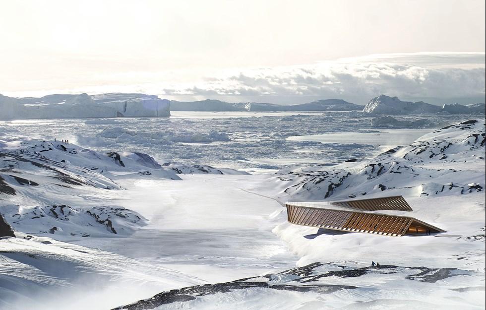 Glaciärt världsarv blir mer tillgängligt