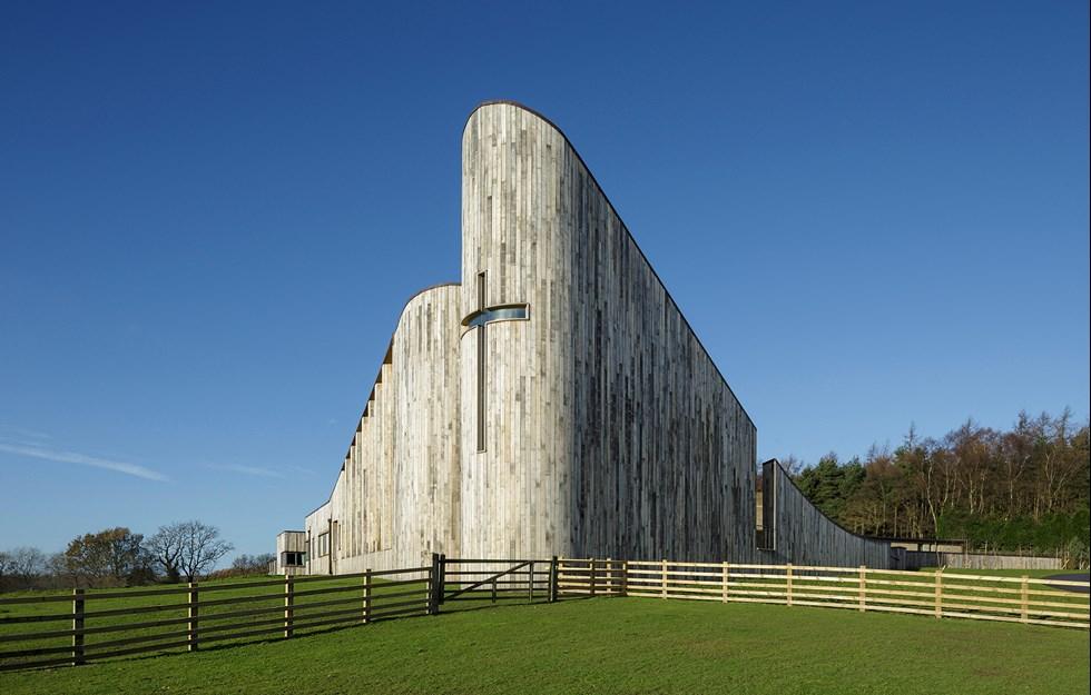 Kloster med tillåtande form
