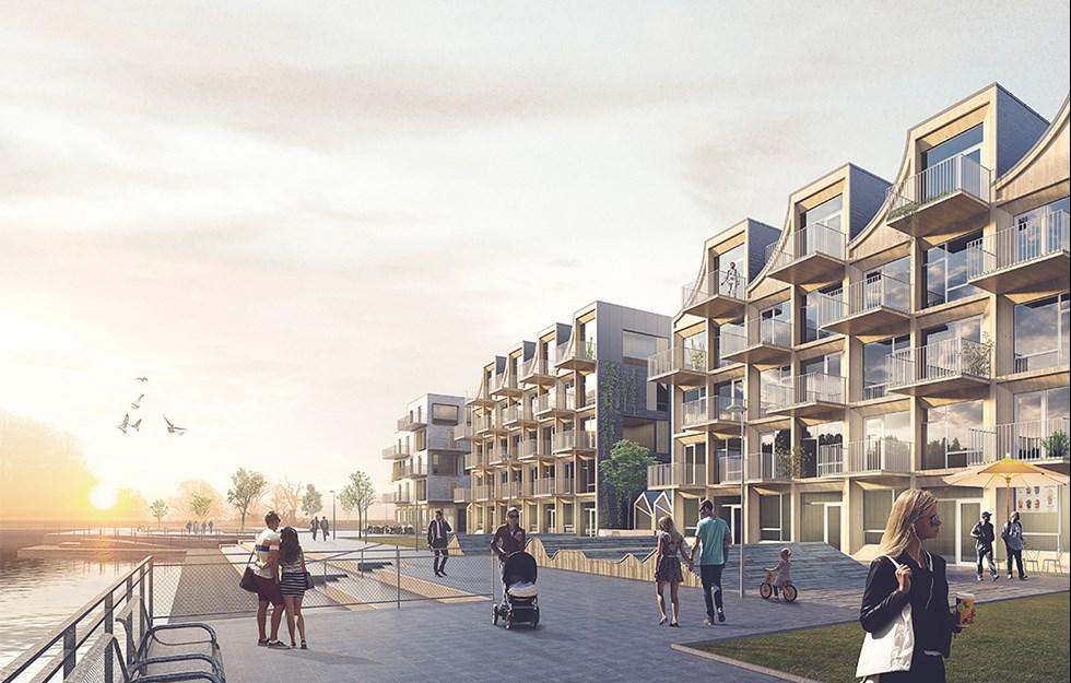 Hållbarhet vinnande koncept i Lund