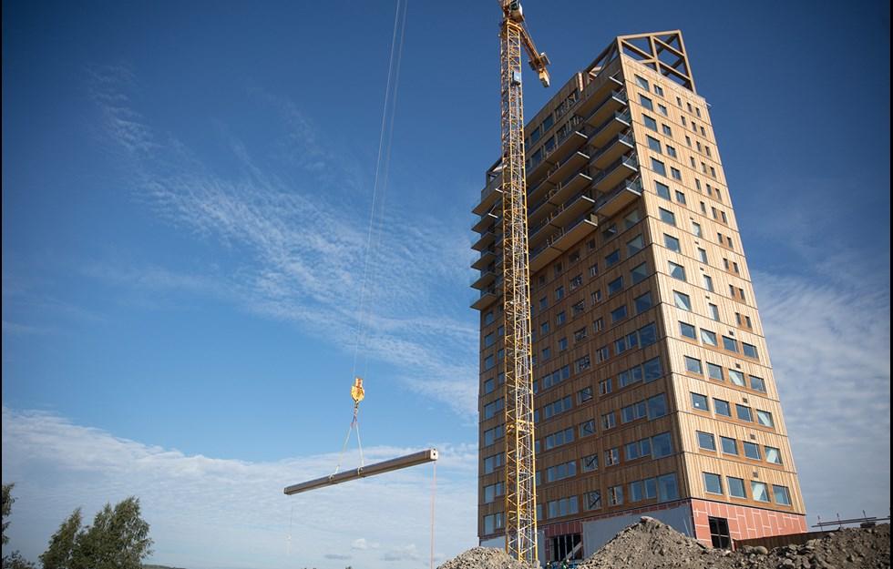 Stabiliseringssystem för flervåningshus