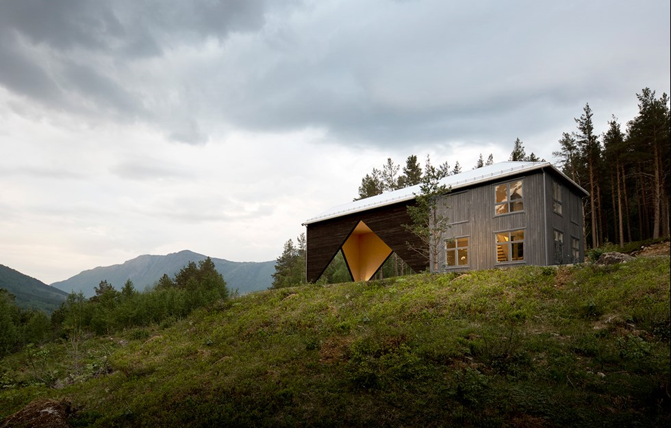 Hus för växande ekonomi