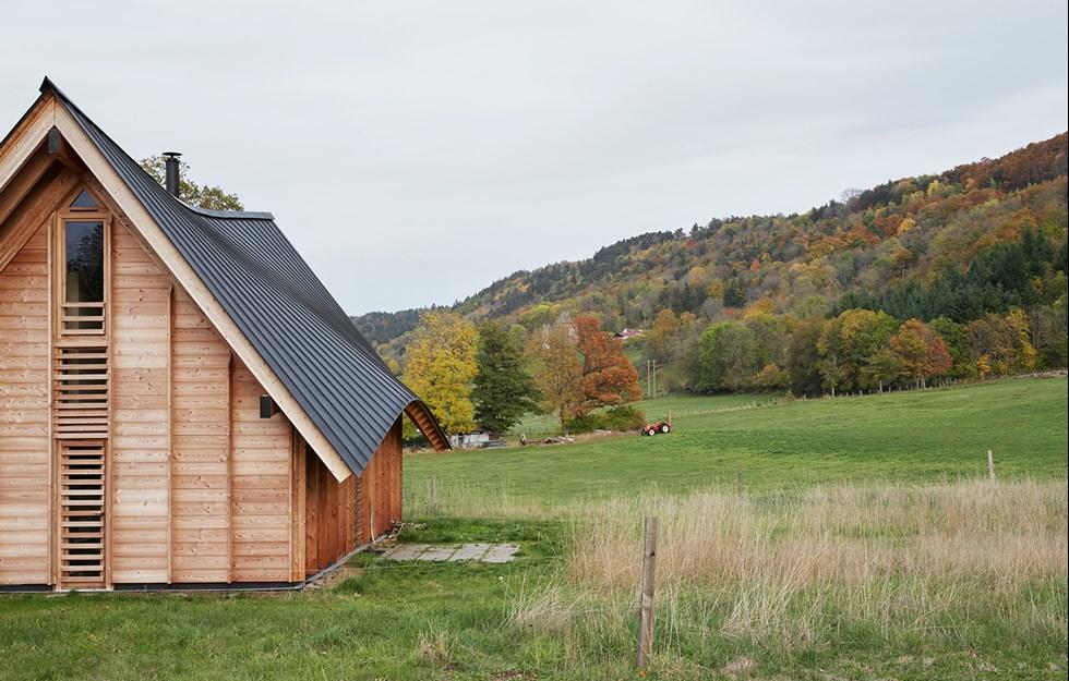 Gamla skavanker formade nytt tak
